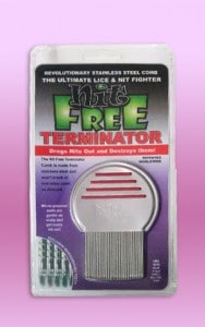 NitFree Terminator Comb