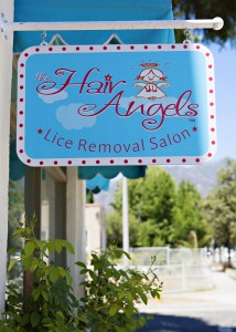 Hair Angels Sign